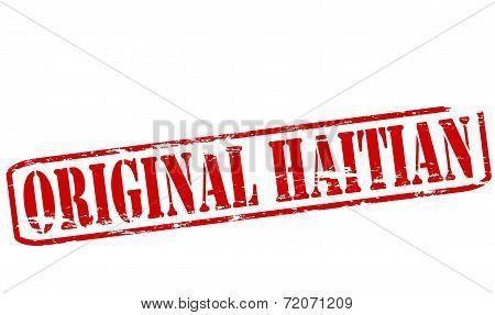 Original Haitian