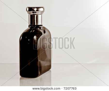Glass Parfume Bottle