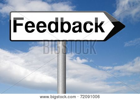 user feedback and testimonials.  customer satisfaction survey comments review and testimonials