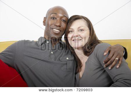 Multiracial Couple
