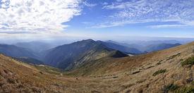 autumn (Maramurosh) Mount view (Ukraine)