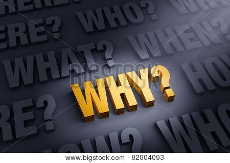 Focus On Asking Why?