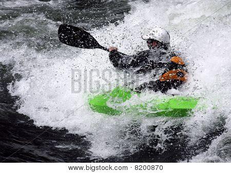In the Splash