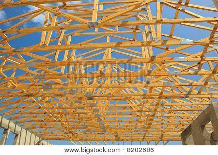 Roof Truss, Construction