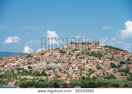 Old Molyvos Town
