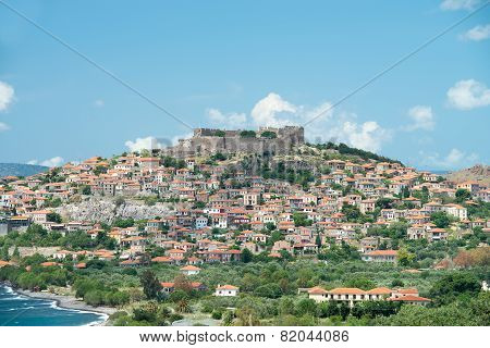Molyvos Town