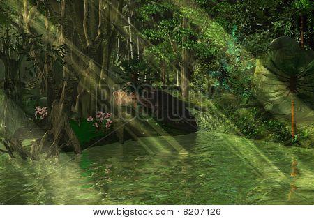 3d Jungle