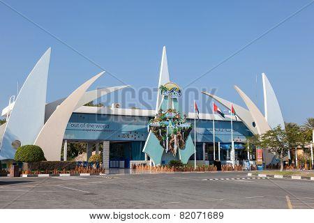 Dreamland Aqua Park in Umm Al Quwain