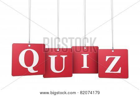 Quiz Sign