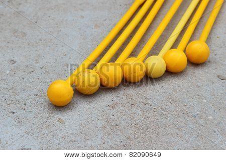 Old Bell Lyra Stick