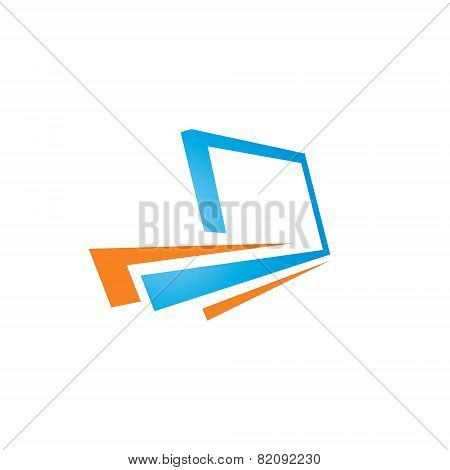 Payment Terminal Abstract Sign
