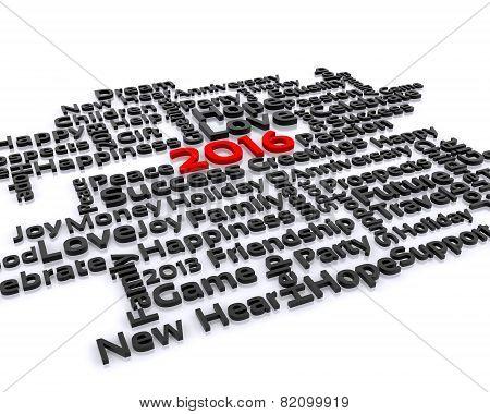 new year, 2016