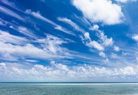 Beautiful Tropical white Sand Beach and crystal clear water. Sipadan Island Borneo Malaysia.