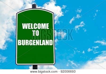 Welcome To Burgenland