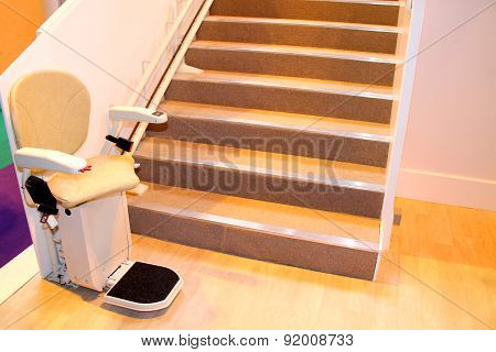 Stair Lift.