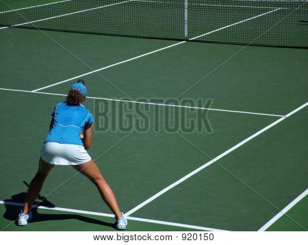 Tennis Return