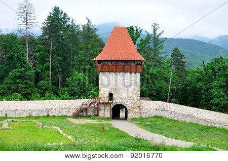 Bathory Tower Rasnov