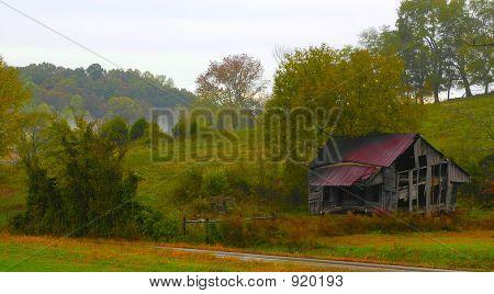 Abandon Farmhouse