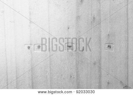 Close Up Old Wood Wall