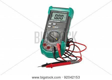 Isolated digital multimeter and probes