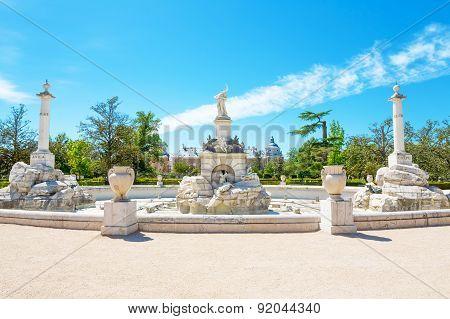 Fountains of the Palacio Real, Aranjuez
