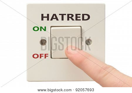 Anger Management, Switch Off Hatred