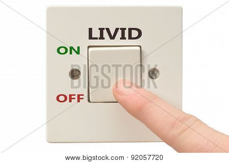 Anger Management, Switch Off Livid
