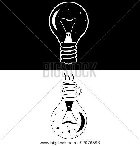 night lamp snail