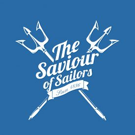 The Savior Of Sailors, Nautical Background