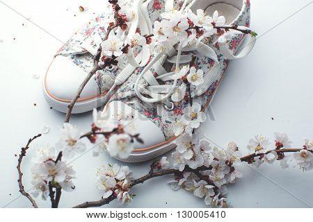 Female Summer Sneakers
