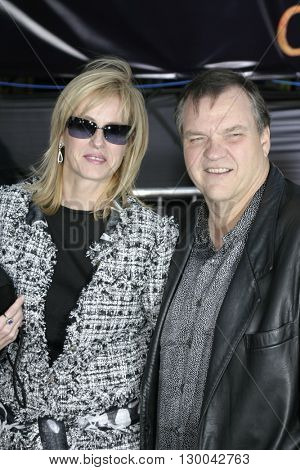 Meat Loaf at the Los Angeles premiere of 'Collateral' held at the Orpheum Theatre in Los Angeles, USA on August 2, 2004.