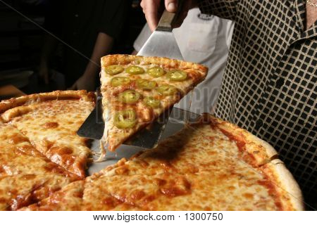 Pepper Pizza Piece Pie