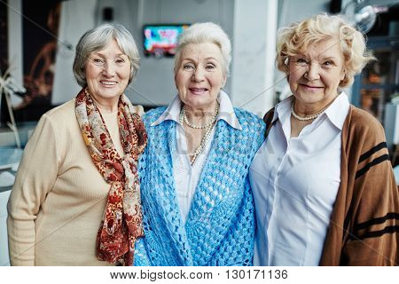 Charming ladies