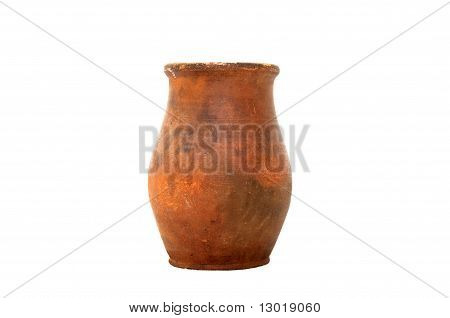 Clay Ceramic Pot