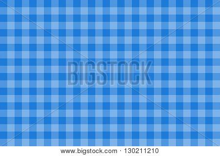 Blue Tartan Plaid Seamless