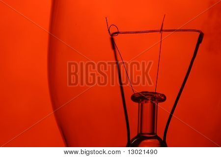 Red filament
