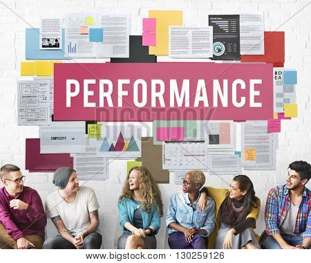 Performance Efficiency Implementation Inspiration Concept poster