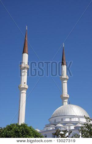 Minaret Turkey