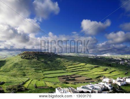 Island Of The Three Hills