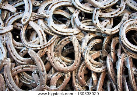 Welded Horseshoes