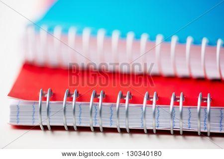 Spiral workbooks