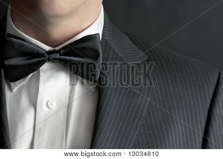 Man In Tux
