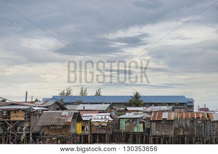 Hovel, Shanty, Shack In Philippines