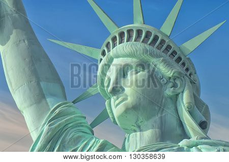 Statue Of Liberty - Manhattan - Liberty Island - New York
