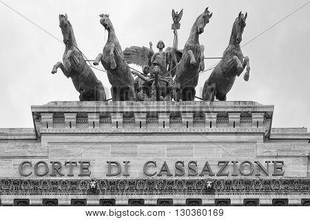 Rome Corte Di Cassazione Palace