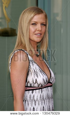 Ashley Jensen at the Evening with