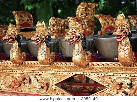 Balinese Traditional Music Instrument