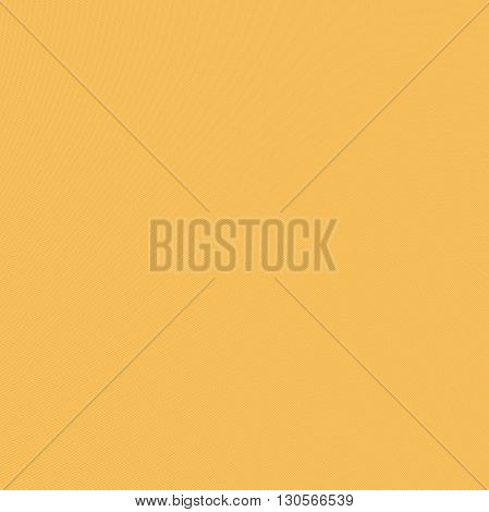 Yellow-orange abstract background with a pattern of diagonal dotted lines or stitches. Can be oriented any direction.