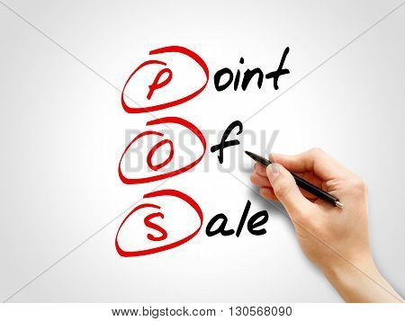 Pos - Point Of Sale, Acronym