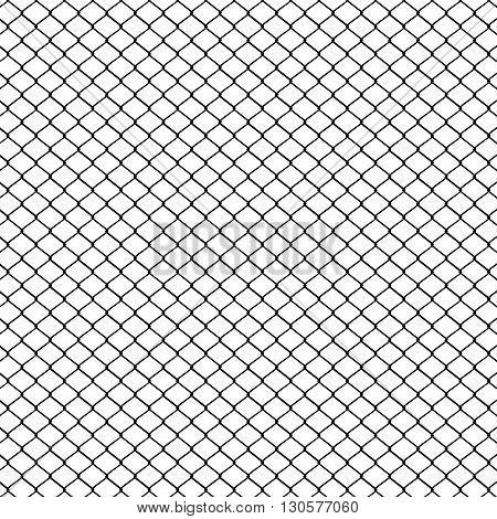 Metal Mesh Fence